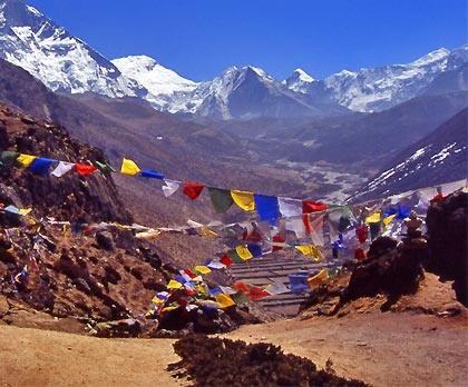 Bandeiras Budistas